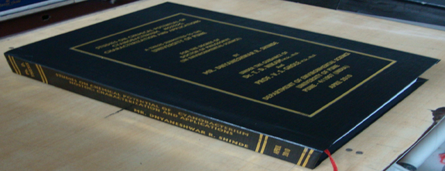 binding services dissertations